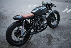 prepare your motorcycle for winter storage