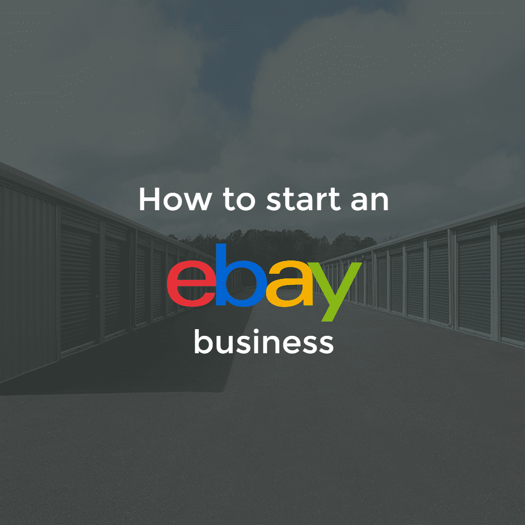 how to start an ebay business
