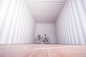 bike storage devon