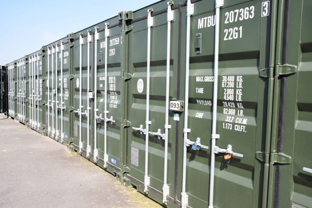 self storage in Exeter storage