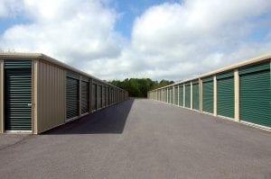 long term storage warehouse garages