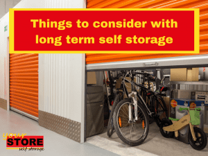long term self storage