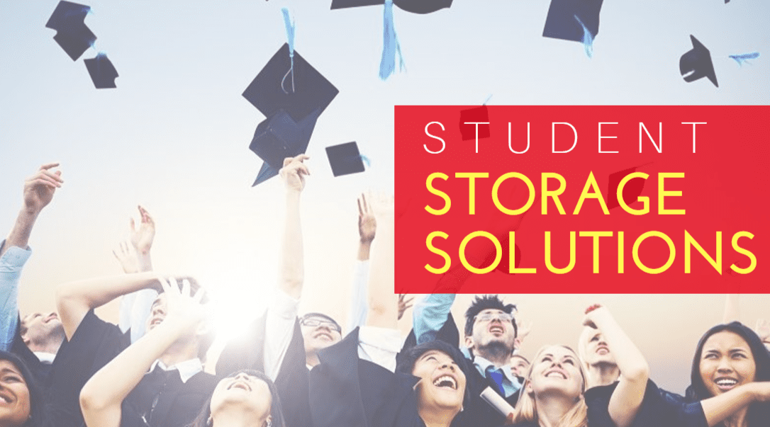 self storage for students