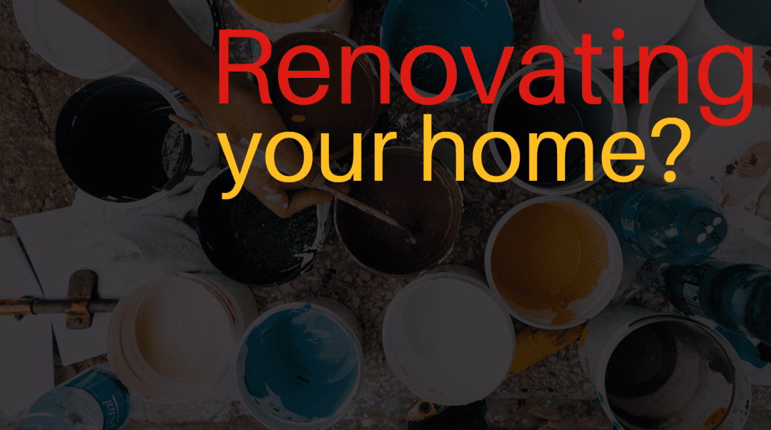 renovating your home self storage