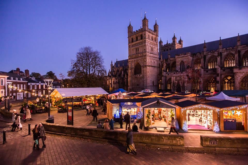 Exeter Christmas Market